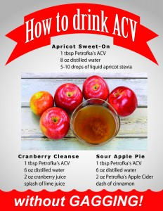 How to drink ACV without gagging-01